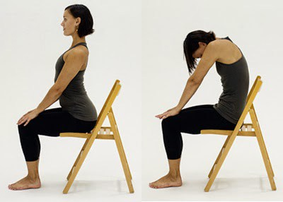 Chair Yoga Poses For Ms Wellbeing Arena